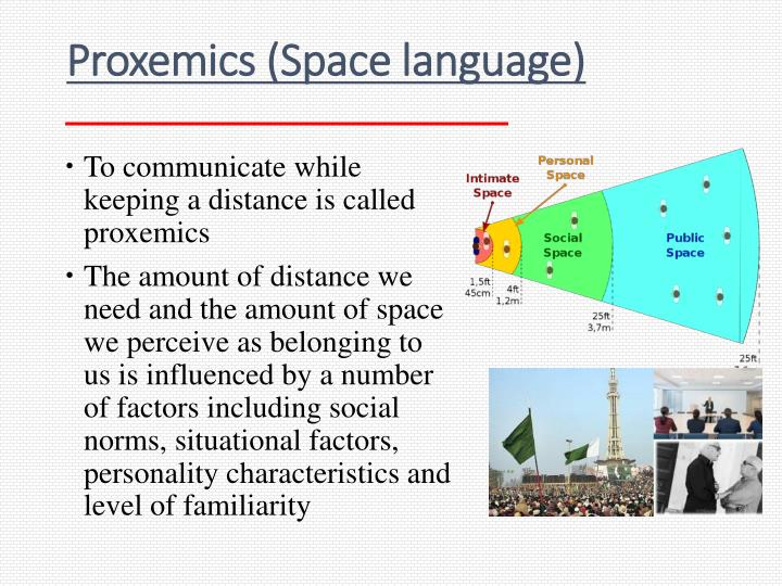 proxemics research paper The journal of nonverbal behavior publishes peer-reviewed original theoretical and empirical research papers on all major areas of proxemics, facial.