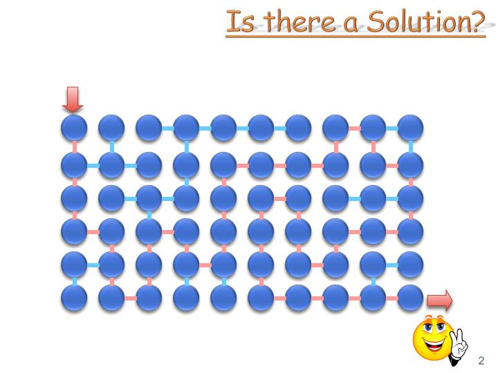 Is t here a solution