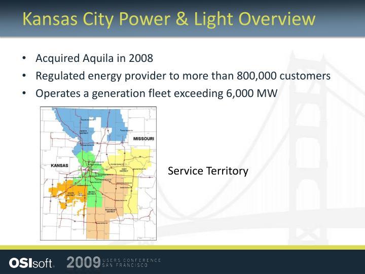Kansas City Power & Light Overview