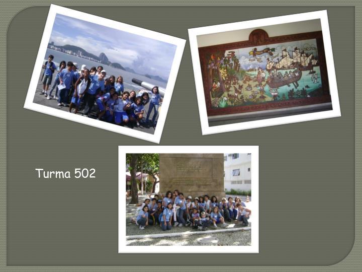 Turma 502