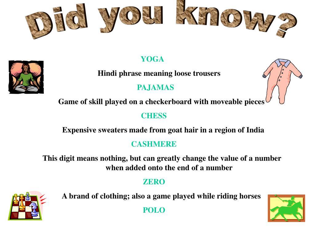 Region Meaning Hindi