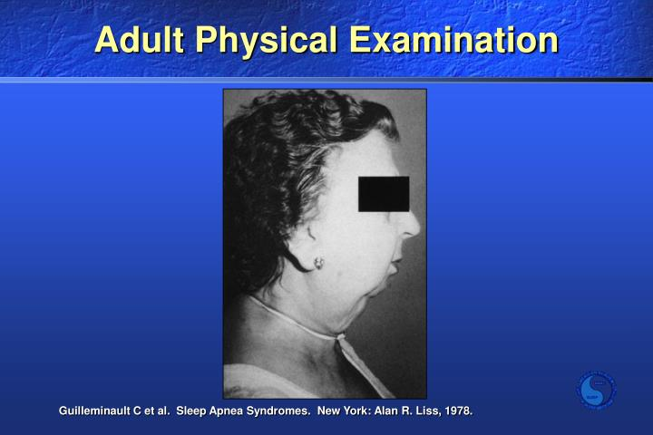 Adult Physical Examination