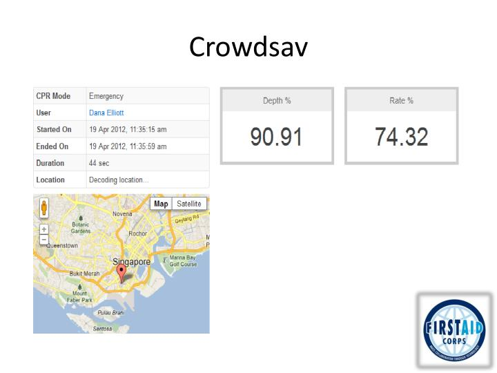 Crowdsav
