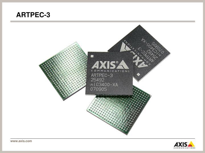 ARTPEC-3