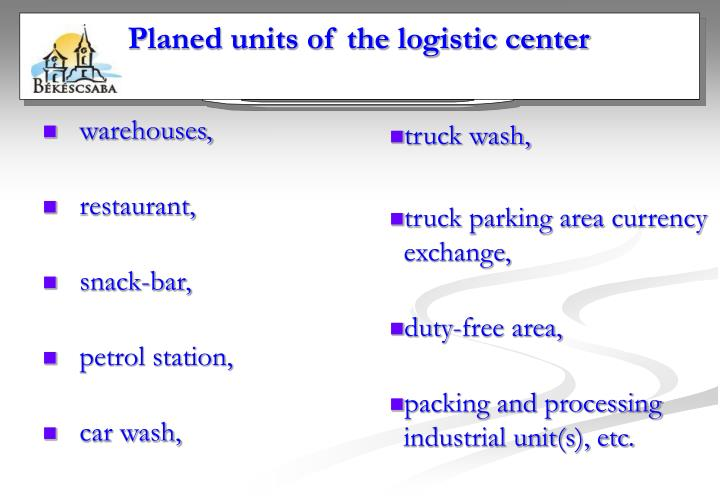 warehouses,
