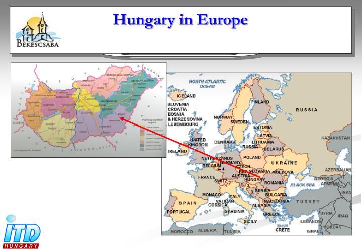 Hungary in Europe