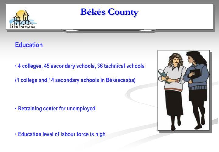 Békés County