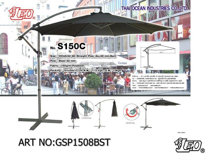 ART NO:GSP1508BST