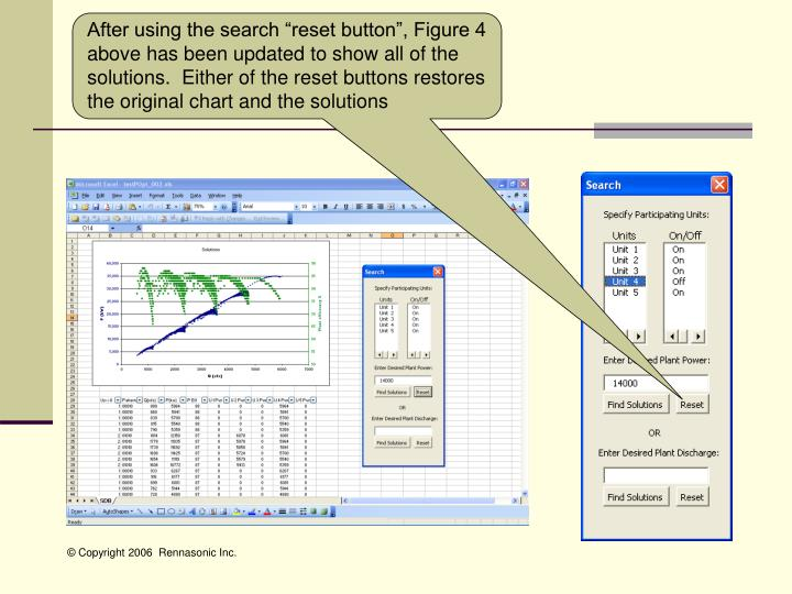 """After using the search """"reset button"""", Figure 4 above has been updated to show all of the solutions.  Either of the reset buttons restores the original chart and the solutions"""
