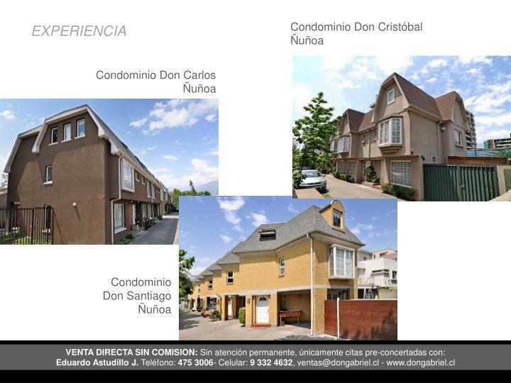 Condominio Don Cristóbal