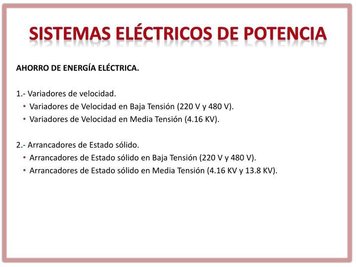 Sistemas el ctricos de potencia1
