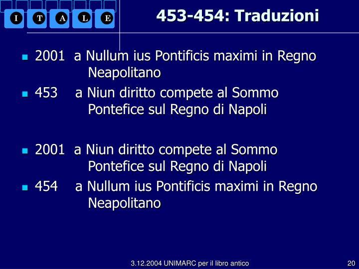 453-454: Traduzioni