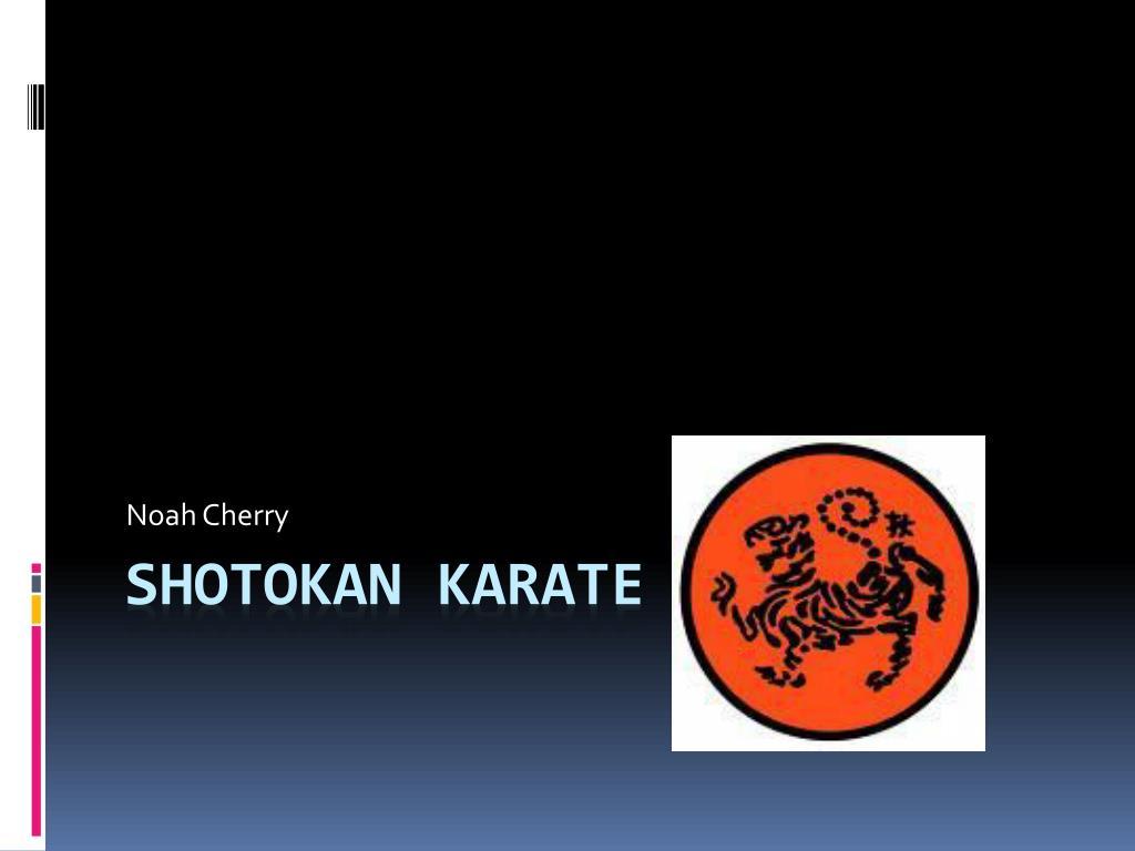 Ppt Shotokan Karate Powerpoint Presentation Free Download