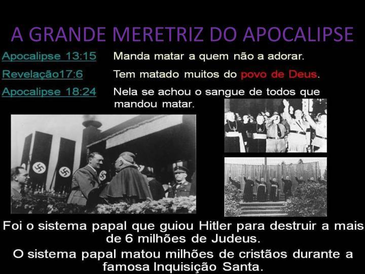 A GRANDE MERETRIZ DO APOCALIPSE