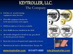 keytroller llc the company