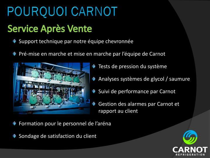 POURQUOI CARNOT