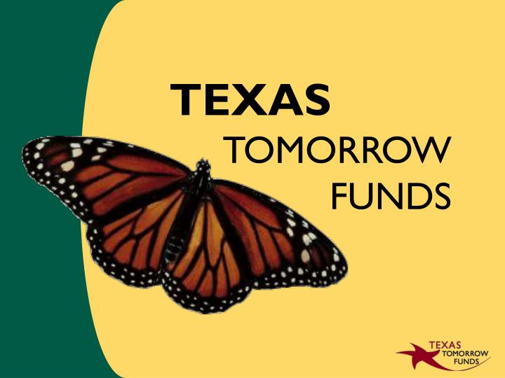 texas tomorrow funds n.