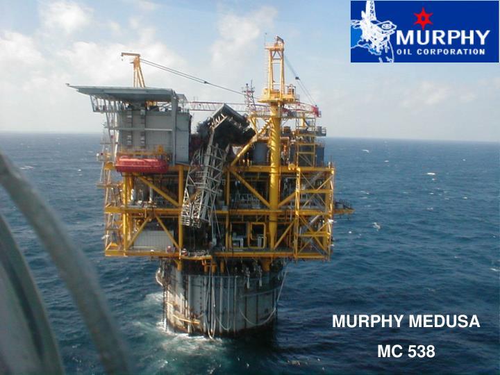 MURPHY MEDUSA