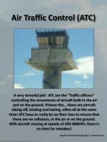 air traffic control atc