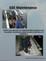 gse maintenance