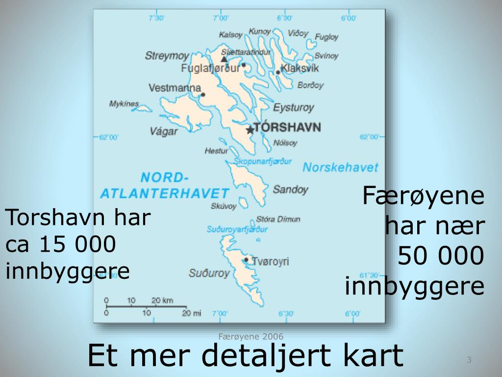 Ppt Faeroyene Og Shetland 15 22 August 2006 Powerpoint