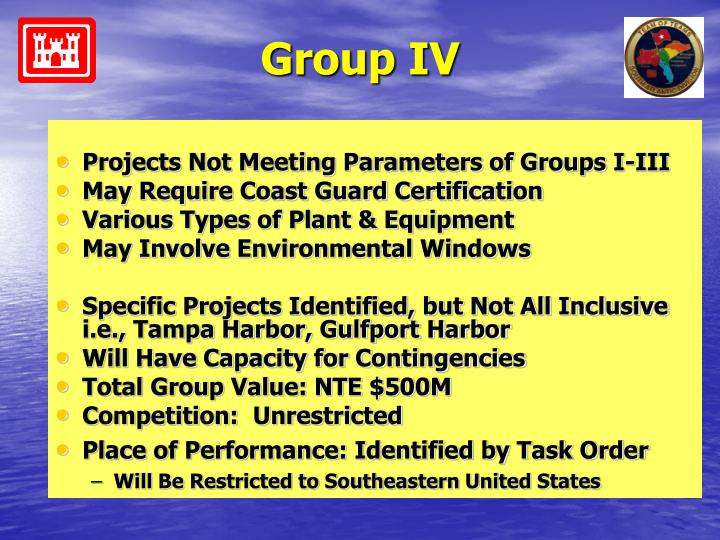 Group IV