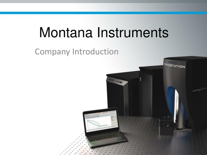 montana instruments n.