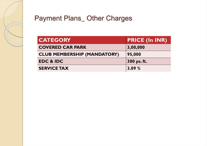 Payment Plans_ Other Charges