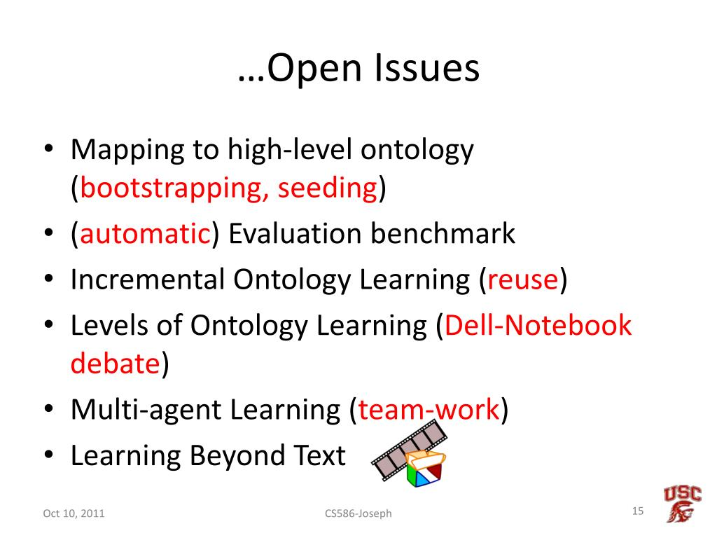 PPT - Ontology Learning: State of the Art and Open Issues