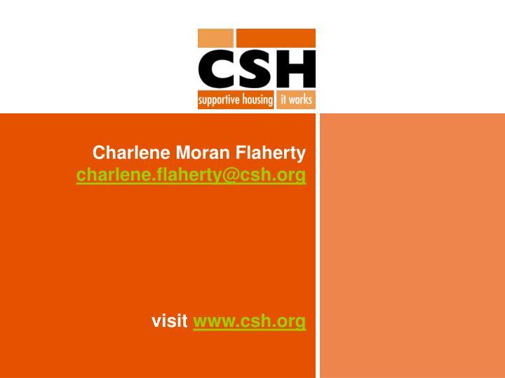 Charlene Moran Flaherty