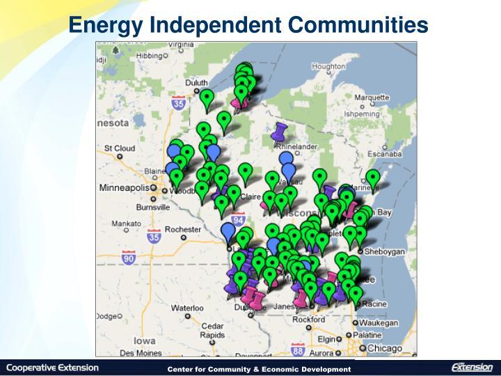 Energy Independent Communities