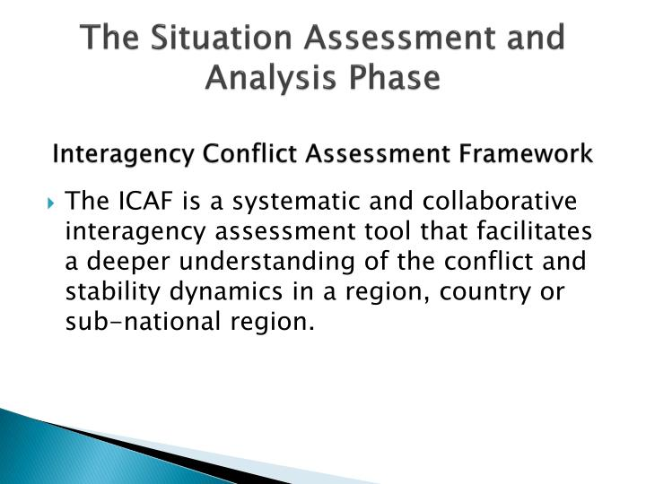 situation assesment and analysis pharmasim Brief discussion is made on each of the step of this environmental analysis process q: strategic implementation is challenging if the situation in which the.