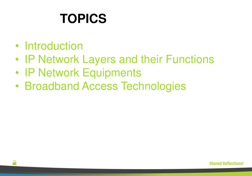 PPT - IP NETWORK PowerPoint Presentation - ID:5002405