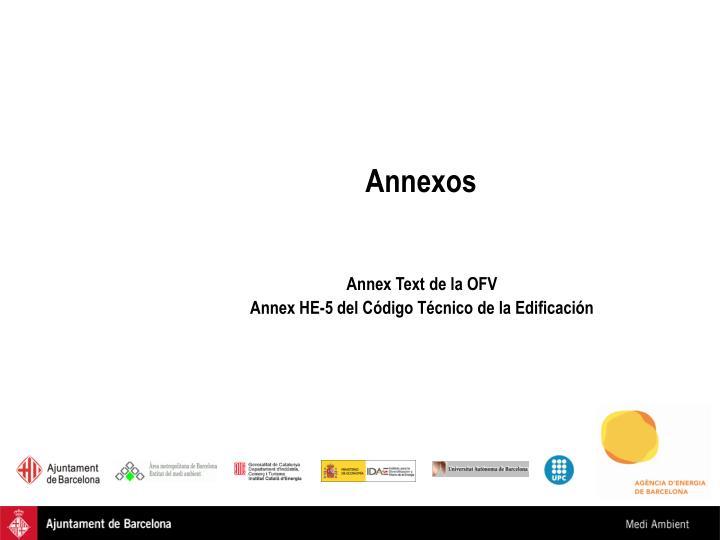 Annexos