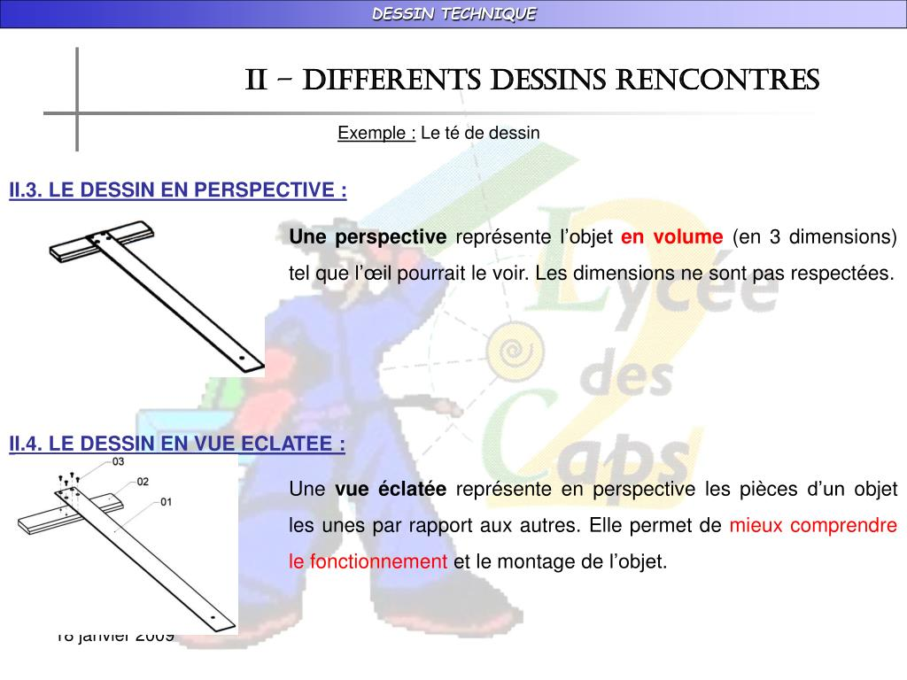 Ppt Dessin Technique Powerpoint Presentation Free