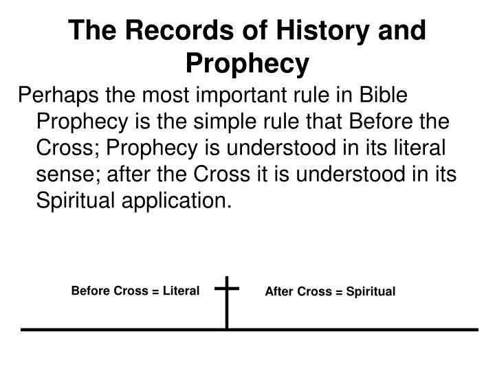 The Records of History and Prophecy