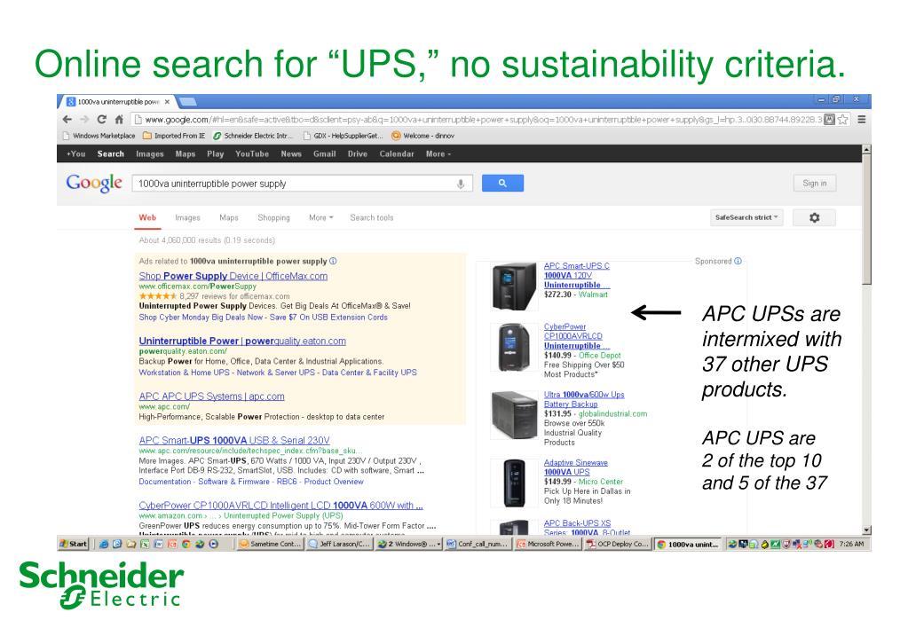 PPT - Schneider Electric IT (APC by Schneider Electric