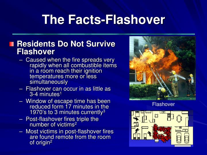 The Facts-Flashover