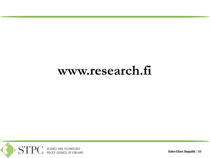 www.research.fi