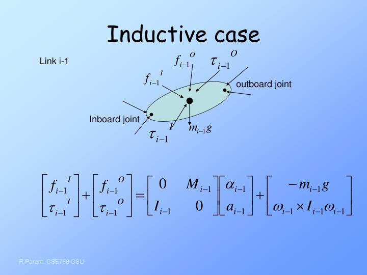 Inductive case