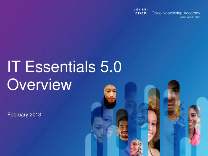 it essentials 5 0 overview n.