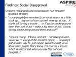 findings social disapproval2