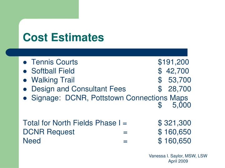 cost estimating Cost estimators collect and analyze data in order to estimate the time, money, materials, and labor required to manufacture a product, construct a building, or provide a service they generally specialize in a particular product or industry cost estimators work mostly in offices, and some.