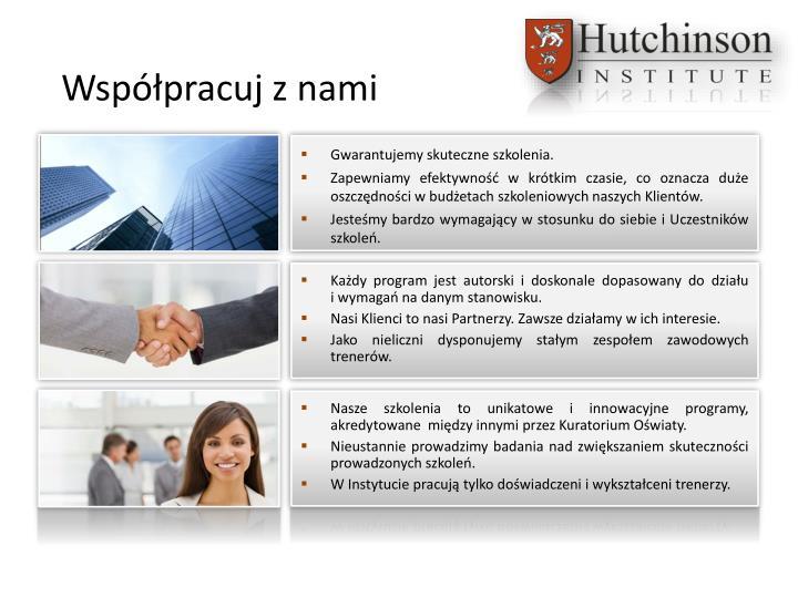Współpracuj z nami