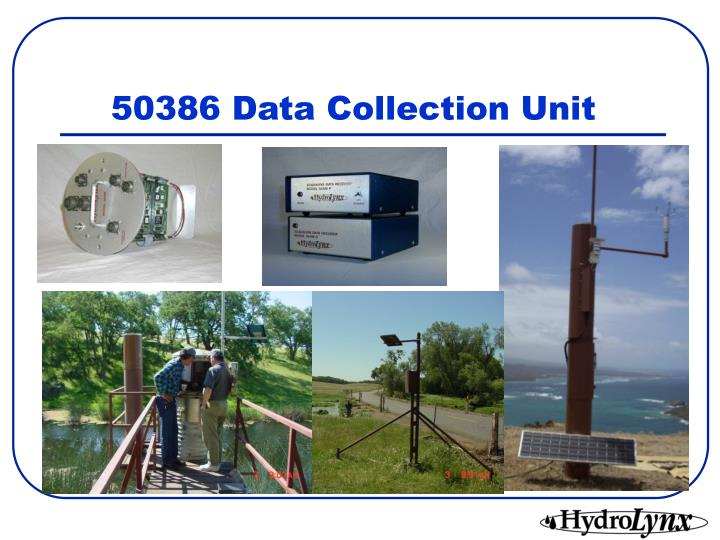 50386 Data Collection Unit