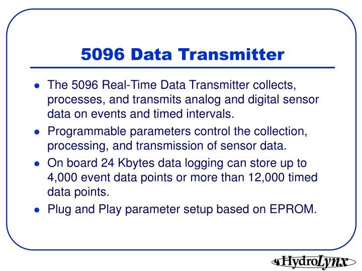 5096 Data Transmitter