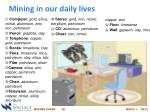 mining in our daily lives1