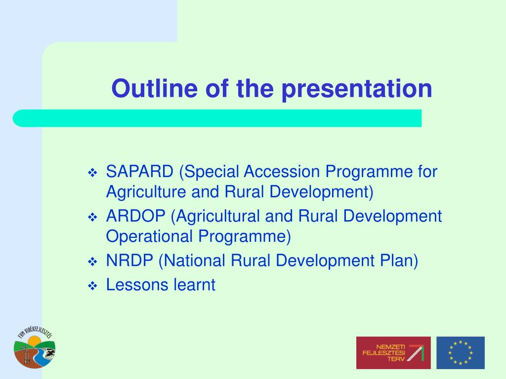 PPT - Rural Development in Hungary PowerPoint Presentation