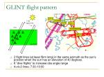 glint flight pattern
