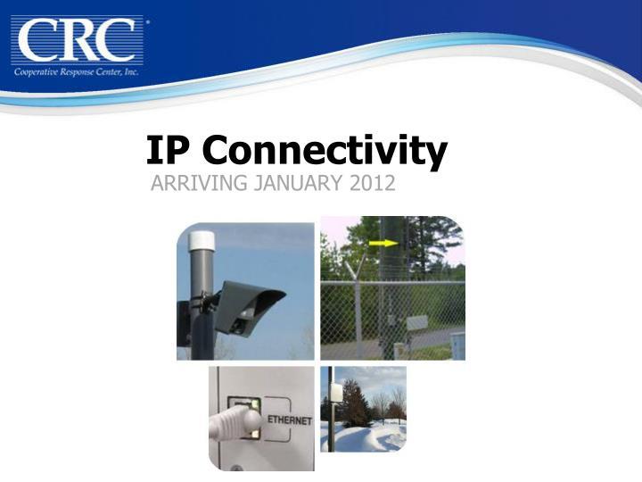 IP Connectivity